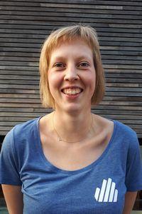 Natalie Van Gestel - AMK Essen kinesist - Fysio