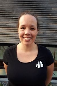 Natalie van den Brand - AMK Essen kinesist - Fysiotherapeut