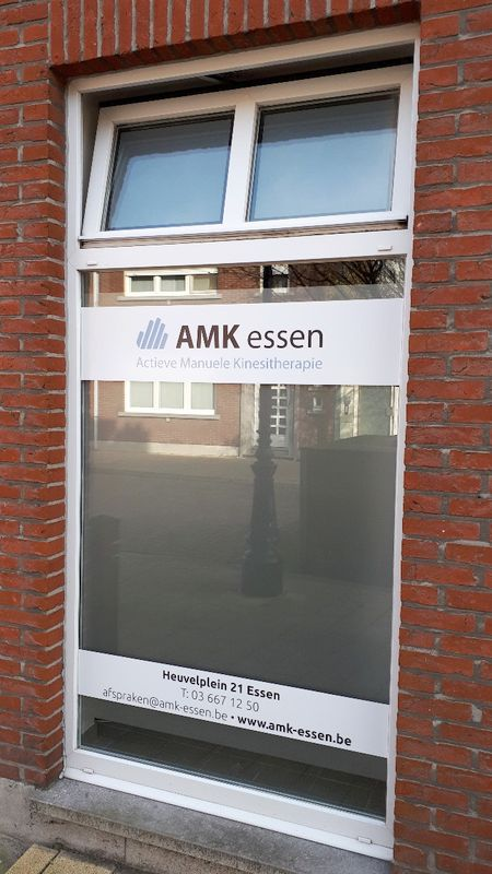 AMK essen Kinesisten praktijk Heuvelplein - 1 op 1 behandelingen