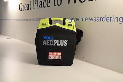 AED toestel - AMK kinesisten Essen
