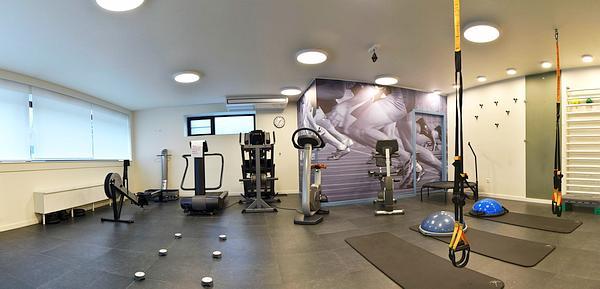 AMK essen - Fitnesszaal - Oefenzaal