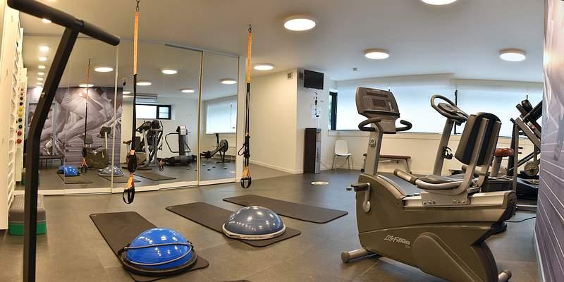 AMK kinesisten essen - Praktijkruimte 2021 - Grote Fitness ruimte